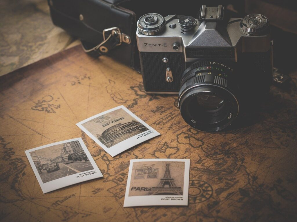 old, journey, adventure